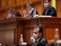 Orban în Parlament