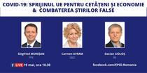 Dezbatere Parlamentul European