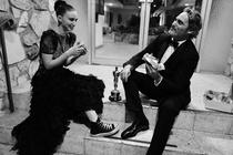 Joaquin Phoenix si Rooney Mara (twitter)