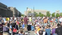 Proteste in Germania impotriva izolarii