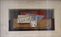 Tablou de Picasso la loterie
