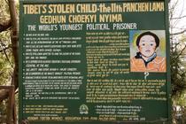 Panchen Lama, cel mai tanar prizonier politic din lume