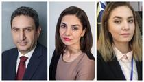 Sorin Petre, Ileana Gutu, Beatricia Vistieru