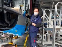 In fabrica Airbus