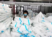 Fabrica de materiale sanitare din China