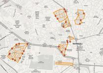 Zonele din Bucuresti care debin pietonale in weekend