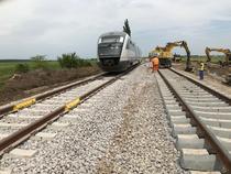 Tren care circulă fără transbordare auto între Balotești-Mogoșoaia