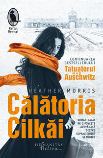 Călătoria Cilkăi de Heather Morris