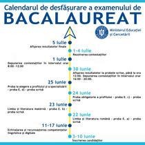 Calendar BAC 2020