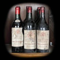 Lot de vinuri roșii Château Saint-Georges, Paul Dubois, Bordeaux, 1943-1964, 10st x 0,75l