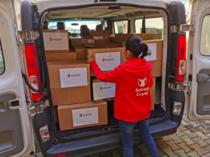 Donații de la Salvați Copiii