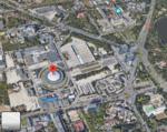 Romexpo din satelit