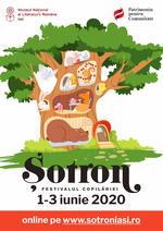 Șotron. Festivalul copilăriei