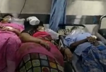 Paturi de spital in India