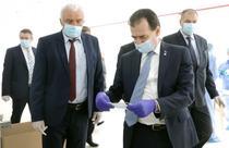 Orban, in vizita la fabrica Romarm