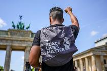 Protest Black Lives Matter, Berlin