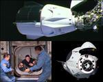 Andocarea capsulei SpaceX la Statia Spatiala Internationala