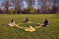 Patura de picnic