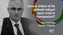 Ion Lixandru, Camion Logistic