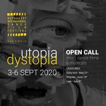 Bucharest International Dance Film Festival 2020