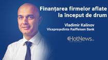 Vladimir Kalinov, vicepreședinte Raiffeisen Bank