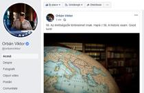 Facebook Viktor Orban