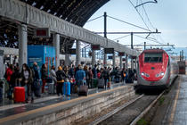 Gara Centrala din Milano, Italia