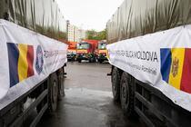 Ajutor umanitar catre Republica Moldova
