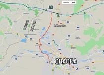 Drum de legatura Oradea - Autostrada A3
