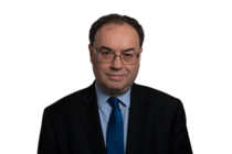 Andrew Bailey, Guvernatorul BoE