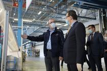 Premierul Orban a vizitat uzina Ford