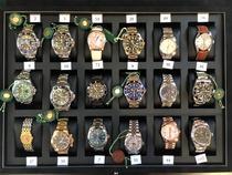 Expoziția de ceasuri