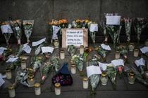 Memorial victime coronavirus, Stockholm
