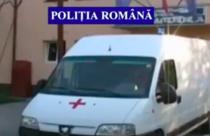 Ambulanța cu alcool