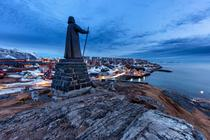 Nuuk, Capitala Groenlandei