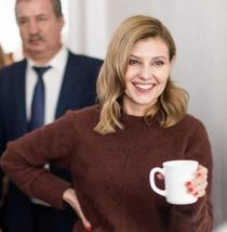 Olena Zelenska (sursa foto-facebook)