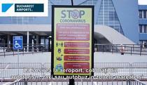 Masuri de siguranta la aeroportul Otopeni