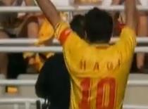 Gica Hagi, gol contra Columbiei in 1994