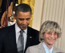Jean kennedy si Obama