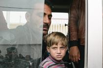 Copil refugiat Siria