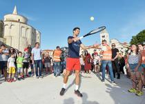 Novak Djokovic, la Adria Tour