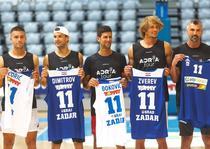 Coric, Dimitrov, Djokovic, Zverev si Ivanisevic, la Adria Tour