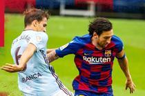 Barcelona, doar remiza la Vigo