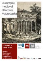 Expozitie: Bucureștiul medieval al familiei Mavrocordat