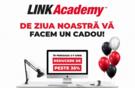 Ofertă aniversară la LINK Academy