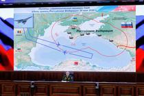 Bombardierele americane, in atentia Rusiei deasupra Mării Negre