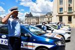 Masini noi in dotarea Politiei