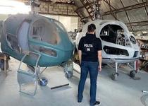Elicoptere construite ilegal