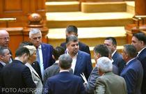 Ciolacu, în Parlament
