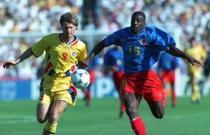 Raducioiu, contra Columbiei la Mondialul din 1994